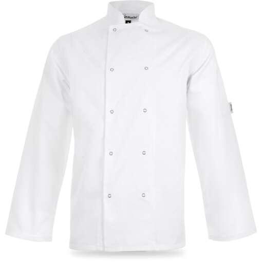 Unisex Long Sleeve Zest Chef Jacket